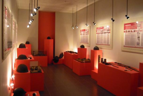 Музей касок в Лысьве