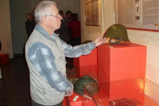 Музей касок