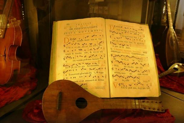 Музей музыкальных инструментов, Венеция, Италия