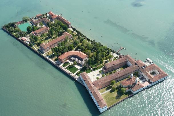 Остров Сан Серволо — жемчужина Венецианской лагуны