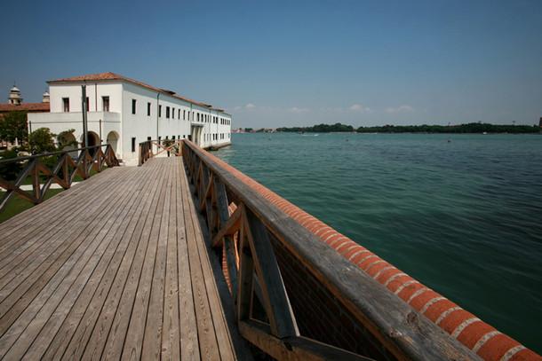 Остров Сан Серволо, Венецианская лагуна