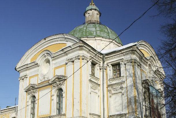 Путевой дворец вТвери