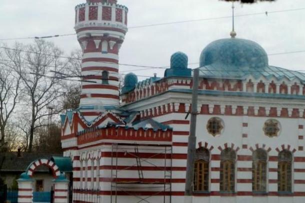 Соборная мечеть в Твери