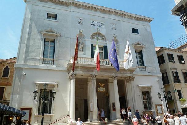 Театр «Ла Фениче» в Венеции