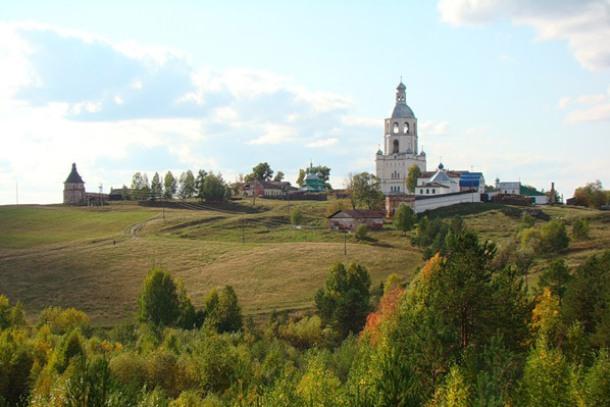 Троице-Стефановский монастырь