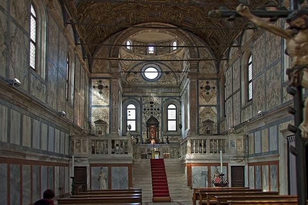 Церковь Санта-Мария-деи-Мираколи, Венеция, Италия