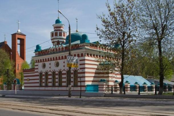 Тверская мечеть