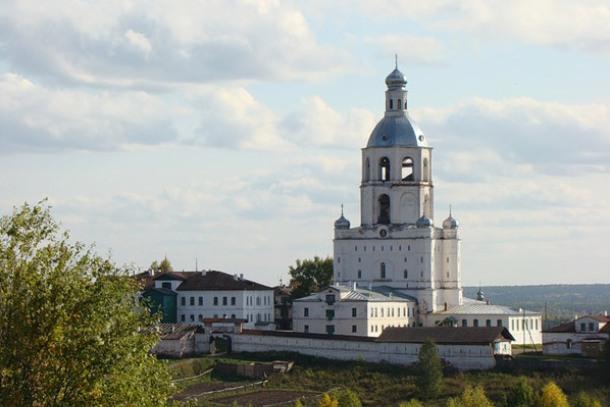Ульяновский монастырь