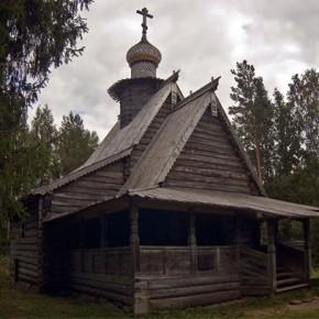 Музей деревянного зодчества в Василёво