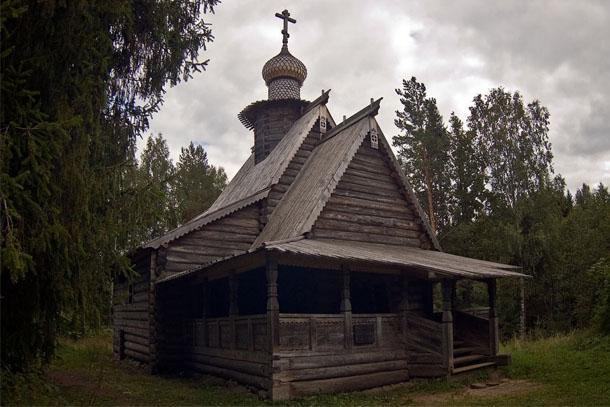 Зодчество в Василево