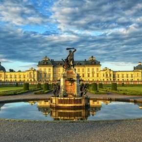 Замок Дроттнингхольм – Версаль в миниатюре