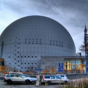 Глобен-Арена – спортивный символ Стокгольма