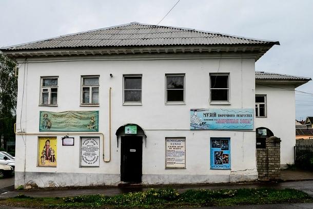 Музей тюремного быта в Угличе