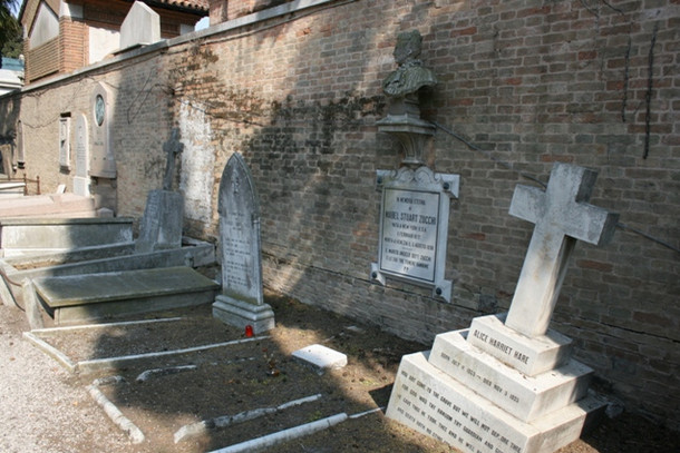 Остров-кладбище Сан-Микеле, Венеция