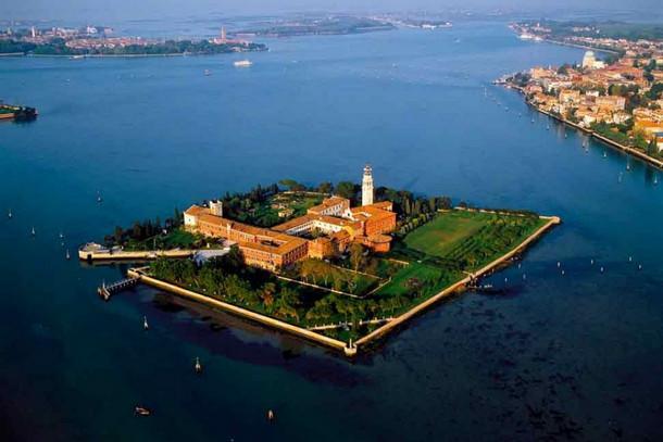 Остров Сан-Ладзаро-дельи-Армени, Венецианская лагуна