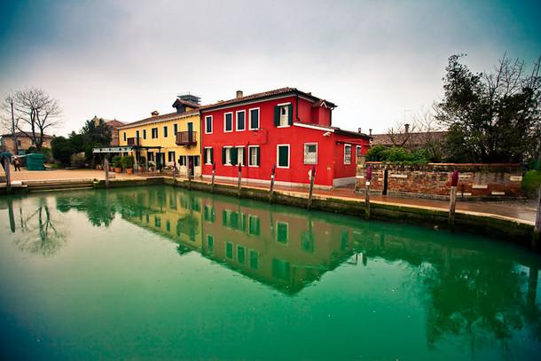 Остров Торчелло в Венеции