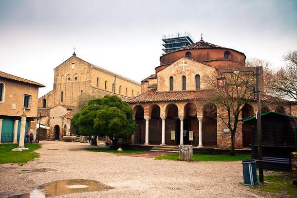 Остров Торчелло (Церковь Санта Фоска и собор Санта-Мария-Ассунта)