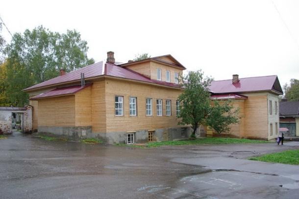 Здание усадьбы