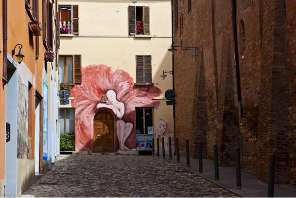 Доцца, Италия