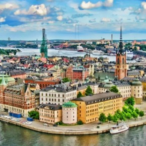 Гамла-Стан – Старый город Стокгольма