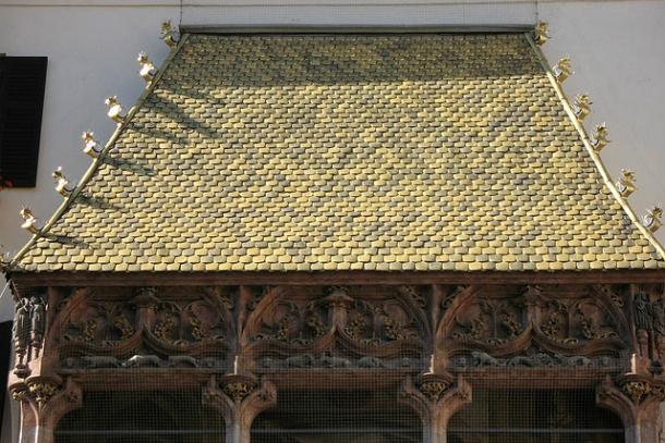 Золотая крыша