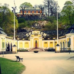 Скансен – музей шведской культуры под открытым небом