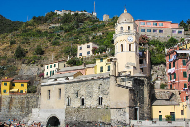 Храм Св. Маргариты Антиохской, Вернацца