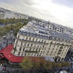 Конкурс от отеля LE FOUQUET'S в Париже! (завершён!)