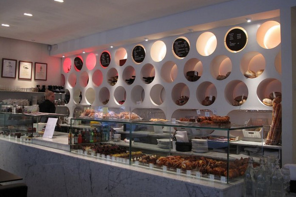 Кафе «Хоко» в Стокгольме