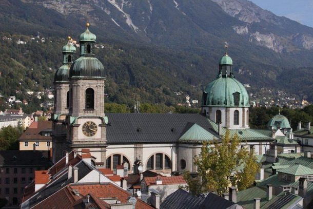 Кафедральный собор Святого Иакова в Инсбруке