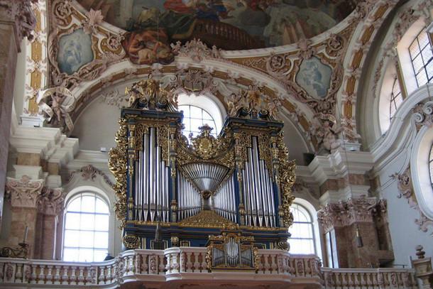 Собор Святого Иакова, Инсбрук, Австрия