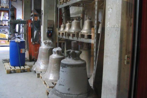 Музей колоколов Грассмайер, Инсбрук, Австрия