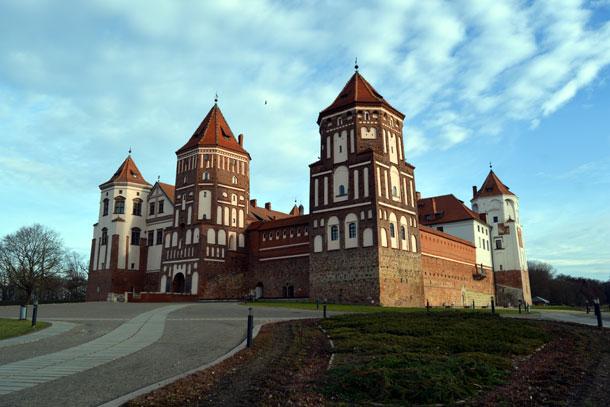 Беларусь. Мир. Мирский замок
