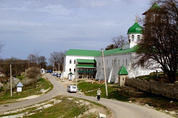 Закубанская Пустынь, Адыгея. Мужской монастырь