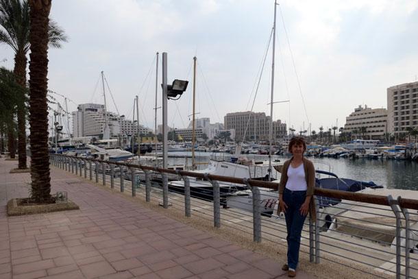 Тель-Авив, набержная, 2014