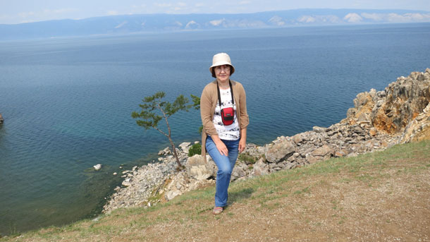 Остров Ольхон, Байкал, 2015