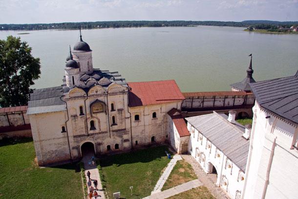 Кирилло-Белозерский монастырь, 2012