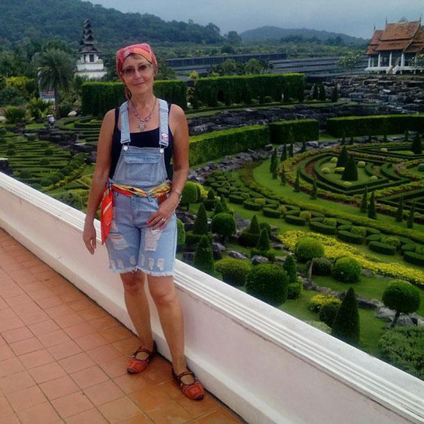 Парк Нонг-Нуч. Паттайя. Тайланд