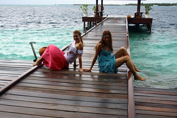 Мальдивы. Ари атолл