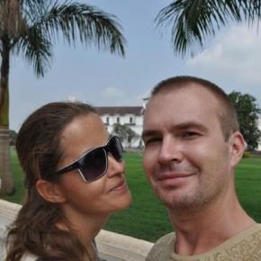 12 вопросов путешественнику — Сергей и Оксана Клиничевы