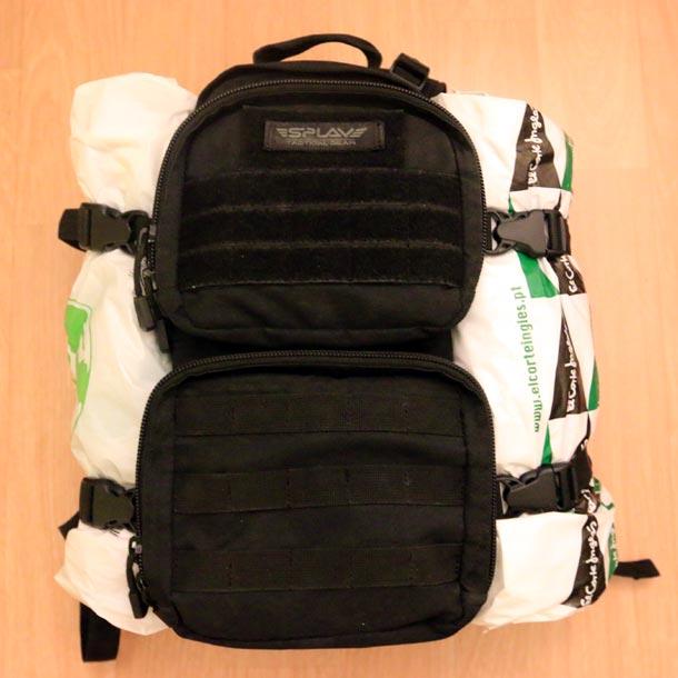 провоз туристического рюкзака в Ryanair